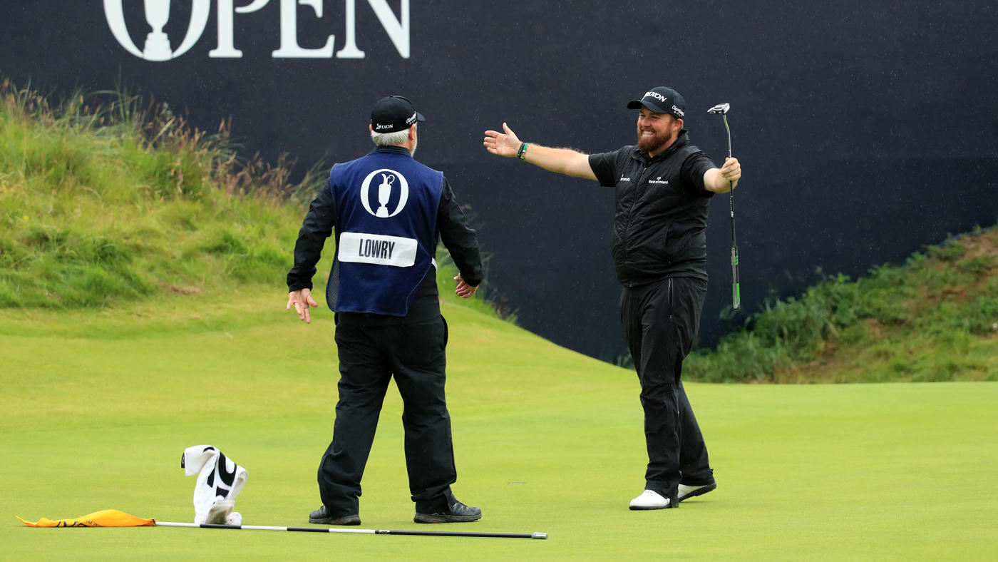 Shane Lowry profile: From pitch and putt to champion golfer